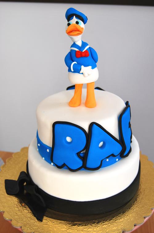 Bolo-Pato-Donald