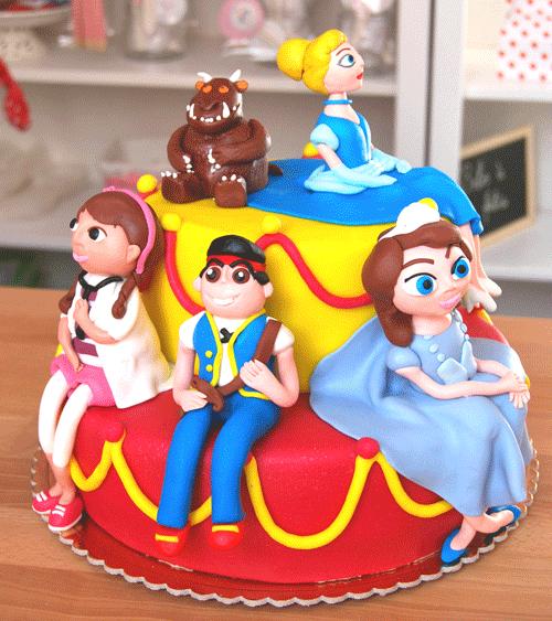 Bolo-Princesas-e-cia