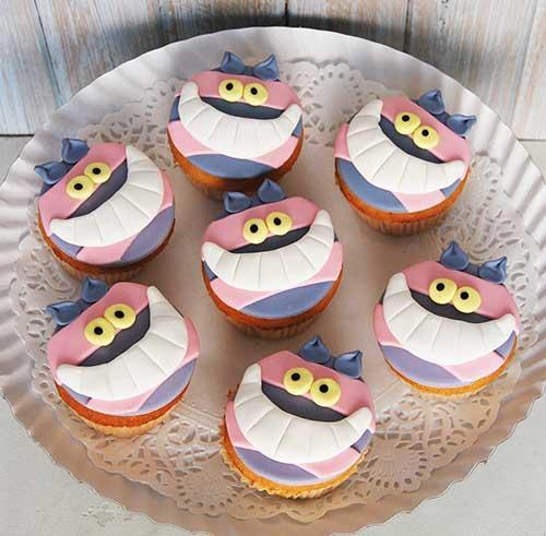Cupcakes-Gato