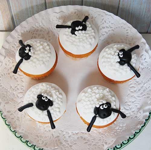 Cupcakes-Ovelha-Choné