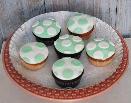 Cupcakes-bolas