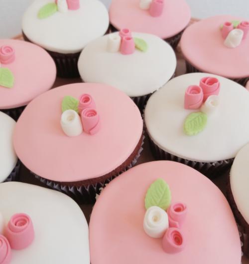 1 cupcakes rosinha