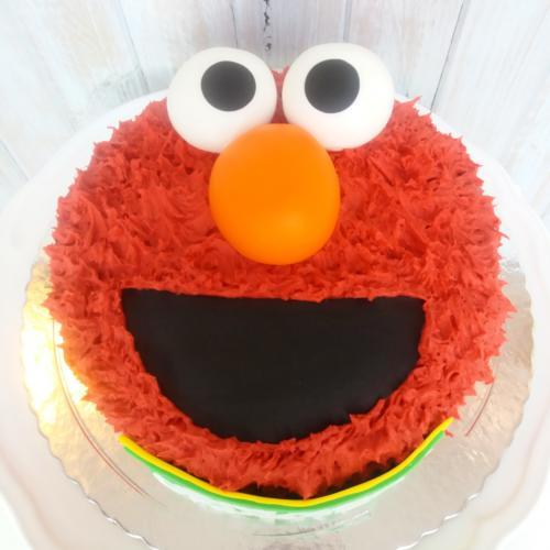 1 Bolo Elmo
