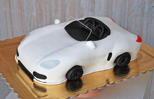 porshe-boxter-cake-bolo