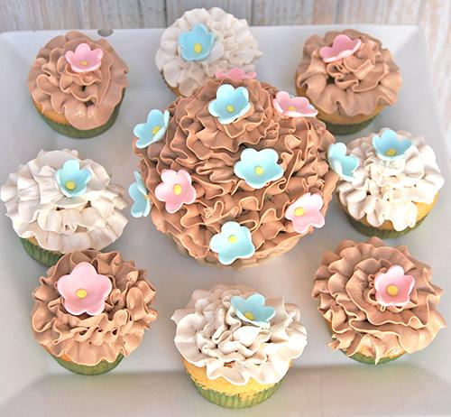 cupcakes-hortensias