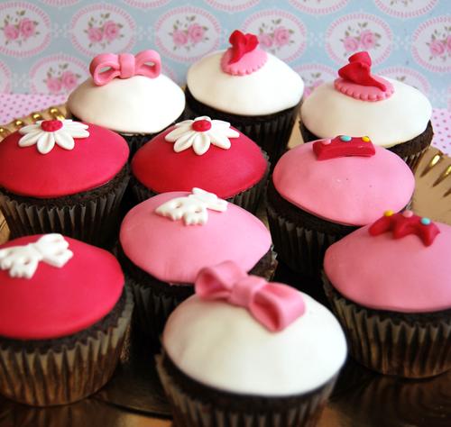 cupcakes-rosa