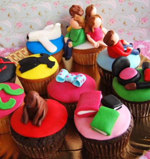cupcakes-vários