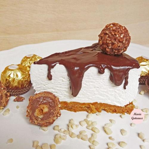 Cheesecake-Ferrero