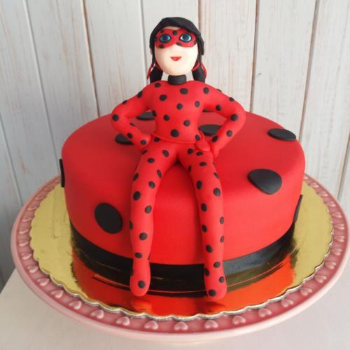 1 ladybug