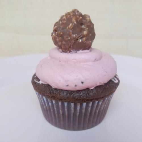1 cupcake ferrero